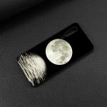 Moon Painted Pattern Soft TPU Case for Huawei Huawei P30