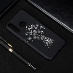 Wishing Bottle Painted Pattern Soft TPU Case for Huawei P30 Lite