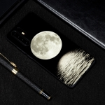 Moon Painted Pattern Soft TPU Case for Huawei  P30 Pro