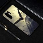 Eagle Painted Pattern Soft TPU Case for Huawei P30 Pro