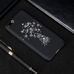 Wishing Bottle Painted Pattern Soft TPU Case for Huawei Y5 Prime (2018)