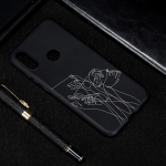 Five Hands Painted Pattern Soft TPU Case for Huawei Y6 (2019)