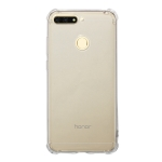 Shockproof TPU Protective Case for Huawei Honor 7A / Enjoy 8e / Y6 (2018) (Transparent)