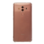 Shockproof TPU Protective Case for Huawei Mate 10 Pro (Transparent)