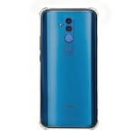 Shockproof TPU Protective Case for Huawei Mate 20 Lite (Transparent)