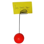 Golf Ball Note Clip, Color Random Delivery
