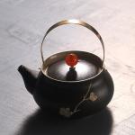 Crude Pottery Alcohol Furnace Teapot Ceramic Tea Boiler