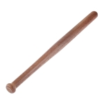 Outdoor Sports Wenge Solid Wood Baseball Bat, Size: 55 x 4cm