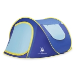 HUILINGYANG Outdoor Camping Automatic Tent 1-2 People Quickly Open Tent, Size: 240x180x105cm (Blue)