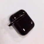 Electroplating TPU Case for AirPods (Black)