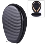 Universal Portable Grass Mat Texture EVA Shockproof Wireless Bluetooth Hanging Neck Sports Earphone Protection Box for JBL / LG / Sony / Samsung, Size: 195 x 155 x35mm