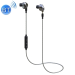 M2 Double Moving Circle Bass Noise Reduction Headset, Bluetooth Sports Line