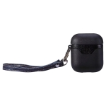 Color Matching Silicone Case for AirPods (Black)