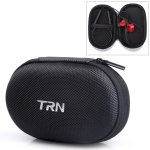 TRN Portable Shockproof Box Earphones Oxford Cloth EVA Storage Box