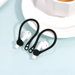 Wireless Headphones Lanyard Anti-lost Headphones for Apple AirPods (Black)