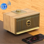 Oneder V5 Portable Wireless Bluetooth Speaker, Support Hands-free & FM & TF Card & AUX & USB Drive (Gold)