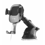 JOYROOM Glare Series JR-ZS189 Car Suction Cup Gravity Phone Bracket(Black)