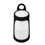 Portable Silica Gel Bluetooth Speaker Protective Case for BOSE Soundlink Revolve+ (Black)