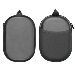 Portable EVA Shockproof Bluetooth Headset Protective Box Storage Bag for BOSE QC15 / QC25 / QC35(Black)