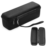 Portable Shockproof Bluetooth Speaker Protective Bag Storage Box for Sony SRS-HG1/HG2/HG10 (Black)