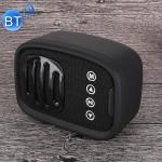 S606 Bluetooth 5.0 Retro Embroidery Fabric Art Bluetooth Speaker (Black)