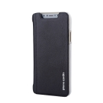 Pierre Cardin PCT-P06 Ultra-thin Horizontal Flip Leather Case for iPhone X / XS (Black)