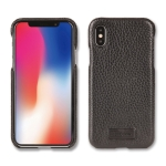 Pierre Cardin PCS-S05 Litchi Texture Shockproof Leather Protective Case for iPhone X / XS (Black)