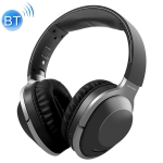 ROCK Bluetooth 4.2 Foldable Design Wireless Bluetooth Headset (Black)