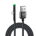Mcdodo CA-6271 No.1 Series Gaming 8 Pin to USB Cable, Length: 1.8m (Black)