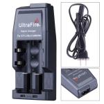 UltraFire Rapid Battery Charger 14500 / 17500 / 18500 / 17670 / 18650, Output: 4.2V / 450mA (US Plug)
