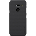NILLKIN Frosted Concave-convex Texture PC Case for LG G8 ThinQ (Black)