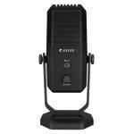 Yanmai SF-900 Multi-function Four Directivity Studio Recording Condenser Microphone with Desktop Stand(Black)