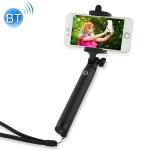 Pierre Cardin PCQ-E07 Portable Live Broadcast Mobile Phone Bluetooth Selfie Stick (Black)