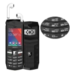SERVO R26 TWS Bluetooth Mobile Phone, Russian Keyboard