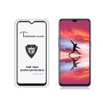 MIETUBL Full Screen Full Glue Anti-fingerprint Tempered Glass Film for OPPO Realme 3 Pro (Black)