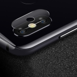0.3mm 2.5D Transparent Rear Camera Lens Protector Tempered Glass Film for Motorola Moto P30 Note