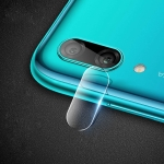 0.3mm 2.5D Round Edge Rear Camera Lens Tempered Glass Film for Huawei Y7 Pro (2019)