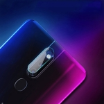0.3mm 2.5D Round Edge Rear Camera Lens Tempered Glass Film for OPPO F11 Pro