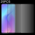 25 PCS 9H 2.5D Full Screen Tempered Glass Film for Xiaomi Redmi K20 / Redmi K20 Pro
