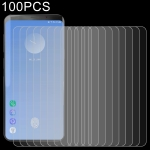 100 PCS 0.26mm 9H 2.5D Explosion-proof Tempered Glass Film for Galaxy S10, Screen Fingerprint Unlocking is Not Supported