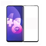 PINWUYO 9H 2.5D Full Screen Tempered Glass Film for OPPO F11 Pro (Black)