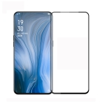 PINWUYO 9H 2.5D Full Screen Tempered Glass Film for OPPO Reno 10X (Black)