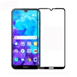 PINWUYO 9H 2.5D Full Screen Tempered Glass Film for Huawei Y5 (2019) (Black)