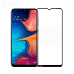 PINWUYO 9H 2.5D Full Screen Tempered Glass Film for Galaxy A20E (Black)