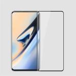 MOFI 9H 3D Curved Heat Bending Full Screen Tempered Glass Film for OnePlus 7 Pro (Black)