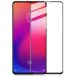 IMAK 9H Full Screen Tempered Glass Film Pro+ Version for Xiaomi Redmi 9T (Black)