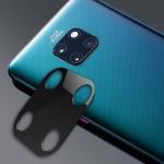 10D Full Coverage Mobile Phone Metal Rear Camera Lens Protection Film for Huawei Mate 20(Black)