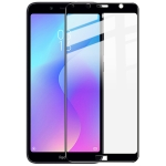 IMAK 9H Full Screen Tempered Glass Film Pro+ Version for  Xiaomi Redmi 7A (Black)