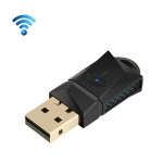 Rocketek RT-WL3AT 600 Mbps 802.11 n/a/g Dual-frequency 2.4G & 5.8G Wireless USB WiFi Adapter