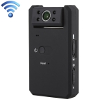 MD90 2.0MP CMOS 4K HD Mini WiFi IP Camera, Support Infrared Night Vision & Motion Detection & 32G TF Card (Black)